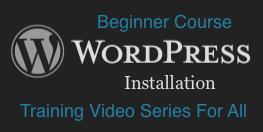 WordPress: Installation