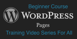 WordPress: Pages