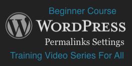 WordPress: Permalinks Settings