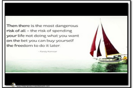 Millionaire Success Network Inspired Living Quote
