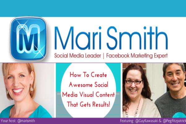 Webinar Review: Creating Social Media Visual Content