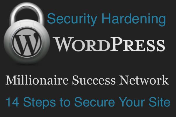 WordPress Security Hardening In 14-Steps