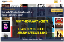 Amazon Affiliate Featured Image
