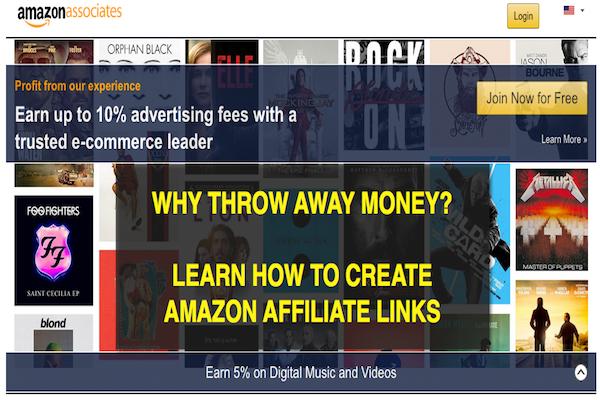 Amazon Affiliate Featured Image