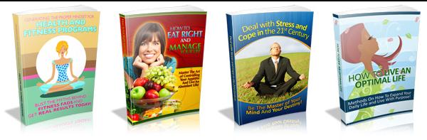 MSN Optimal Living eBooks